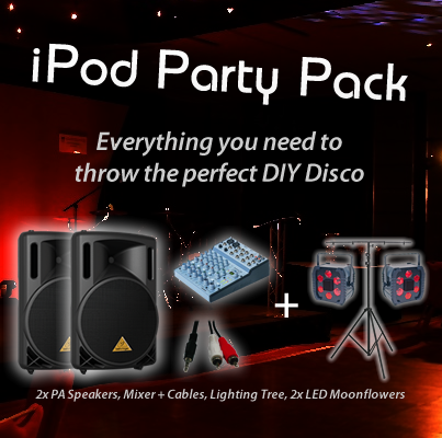iPod Party Pack