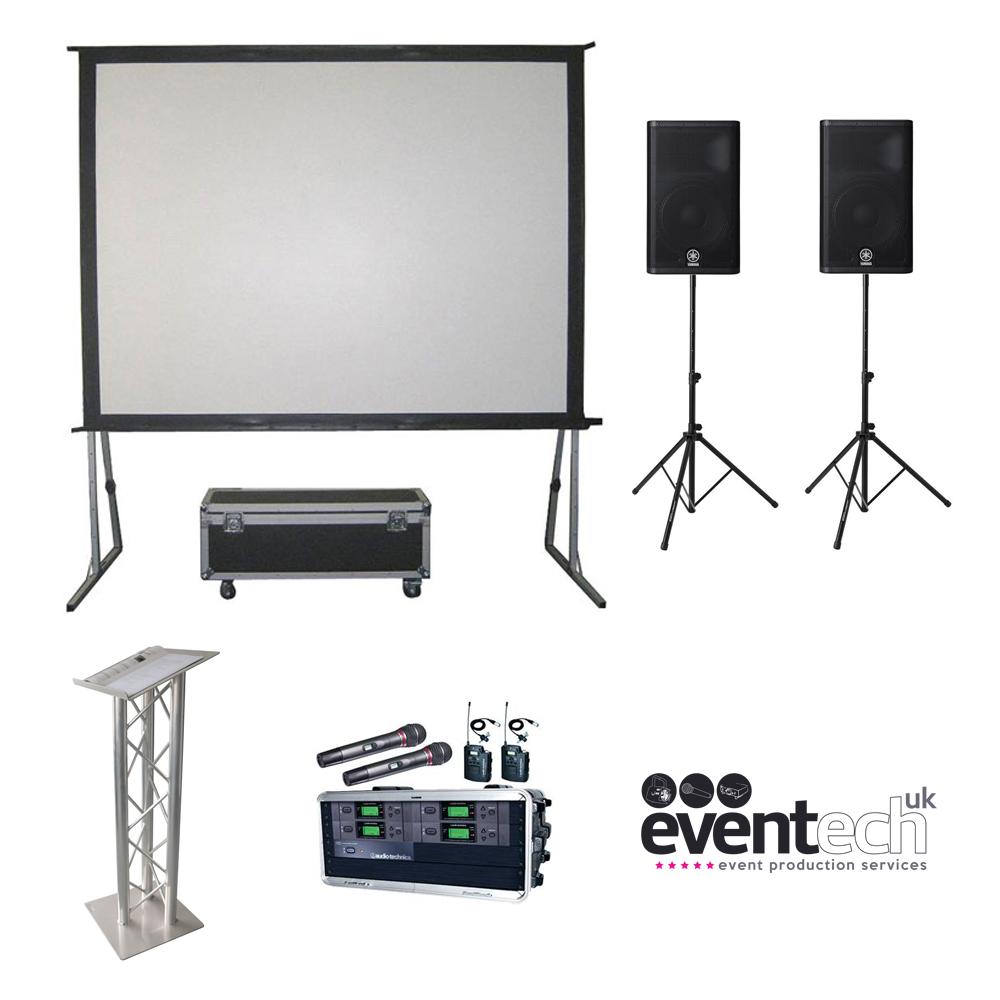 Eventech UK Corporate AV package 1
